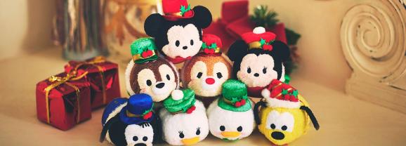 New Disney Tsum Tsum Christmas Tsum Tsum Collection Coming Soon!