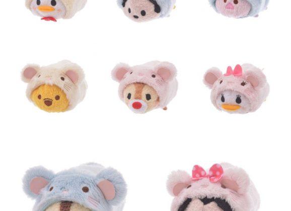 New 2020 Chinese Zodiac Tsum Tsum Set Coming Soon!