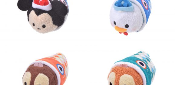 New Children's Day Tsum Tsum Collection Coming Soon!