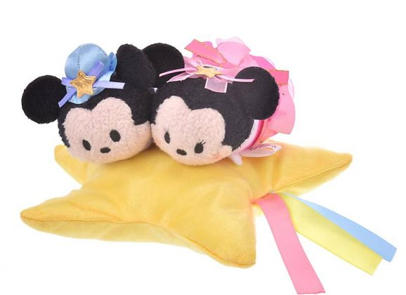 New Tanabata Tsum Tsum featuring Mickey and Minnie Released!