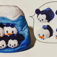 New Mt. Fuji Tsum Tsum Set Coming Soon!