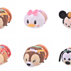 New Summer Festival Disney Tsum Tsum Collection Released!