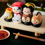 New Sushi Tsum Tsum Collection Coming Soon!