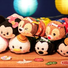 New Summer Festival Disney Tsum Tsum Collection Coming Soon!