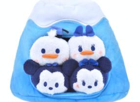 New Mt. Fuji Disney Tsum Tsum Set Released!