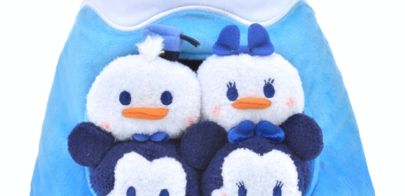 New Mt. Fuji Disney Tsum Tsum Set Released!
