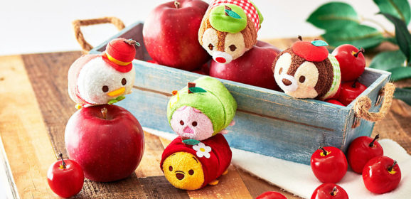 New Disney Apple Tsum Tsum Collection Coming Soon!