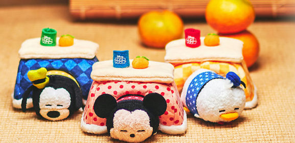 New Kotatsu Tsum Tsum Collection Coming soon!
