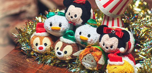 New 2020 Christmas Tsum Tsum Collection Releasing Nov. 1!